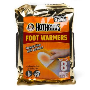 HOT HANDS Foot Warmers 5 Pack