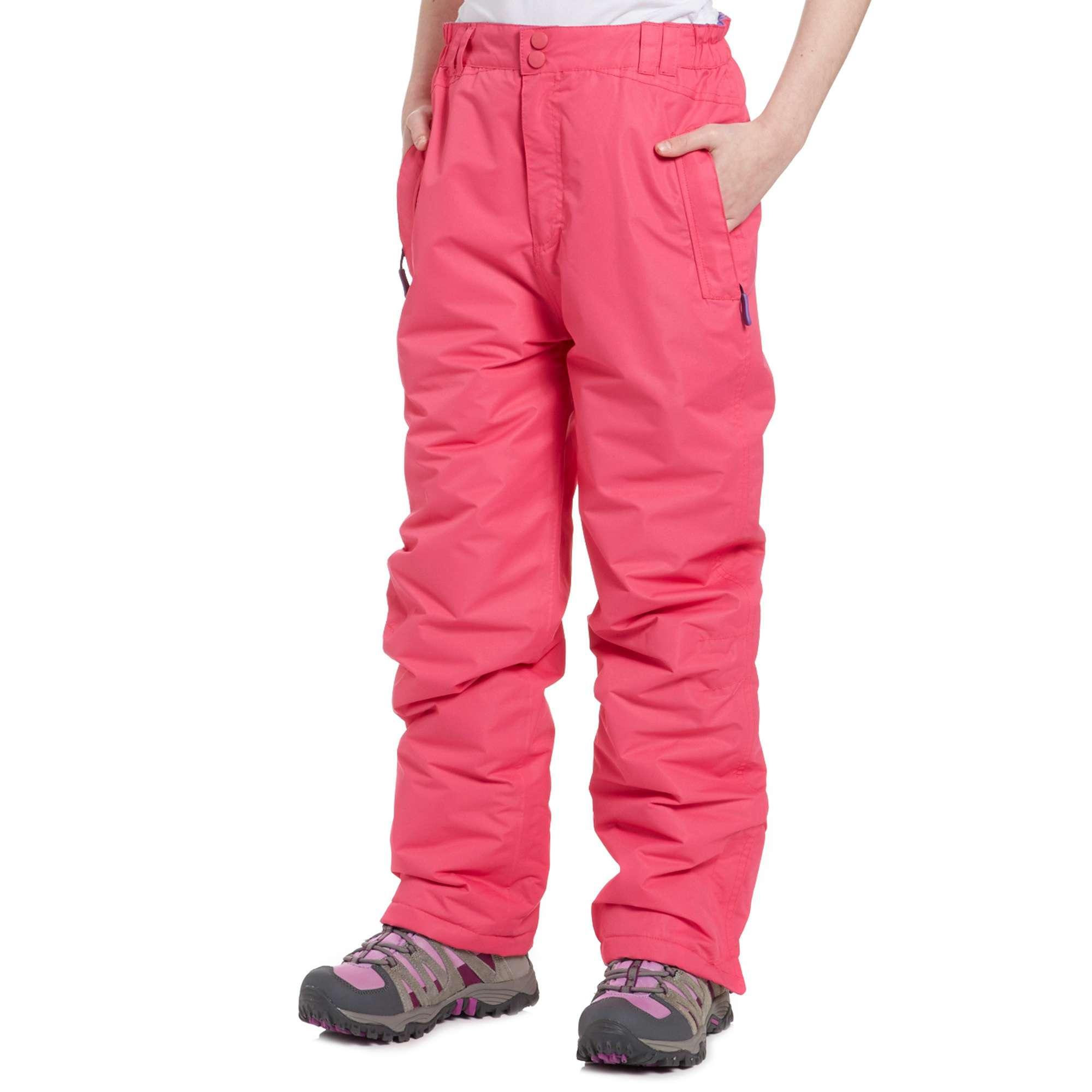 ALPINE Girls' Ski Pants