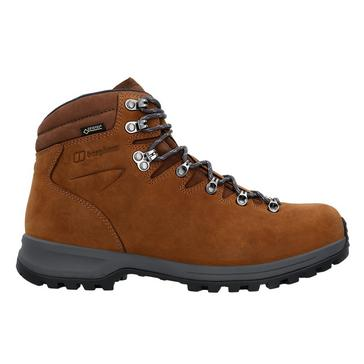 brown Berghaus Women's Fellmaster Ridge GORE-TEX® Walking Boots