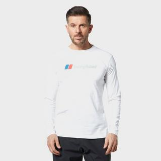 Men's Big Logo Long Sleeve T-Shirt