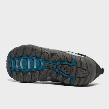 Grey|Grey Merrell Accentor 2 Ventilator Shoe