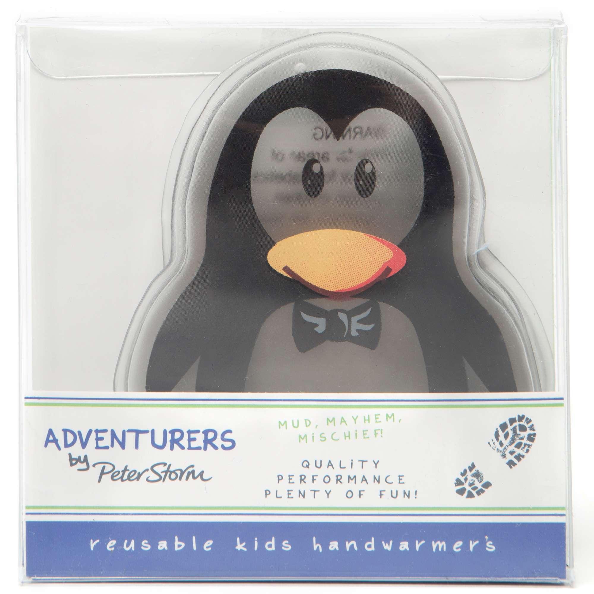 PETER STORM Kids' Reusable Handwarmers Penguin