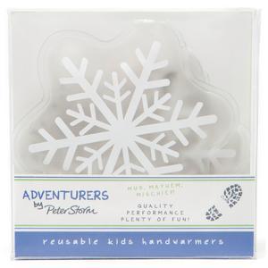 PETER STORM Kids' Reusable Handwarmers Snowflake