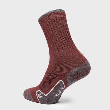 Red Brasher Women's Walker Socks
