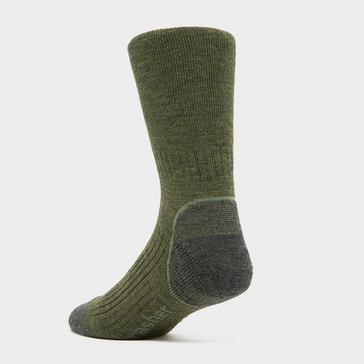 Green Brasher Men's Trekker Socks