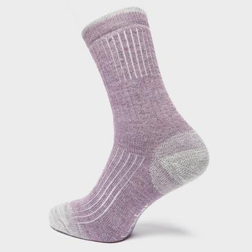 Pink Brasher Women's Trekker Socks
