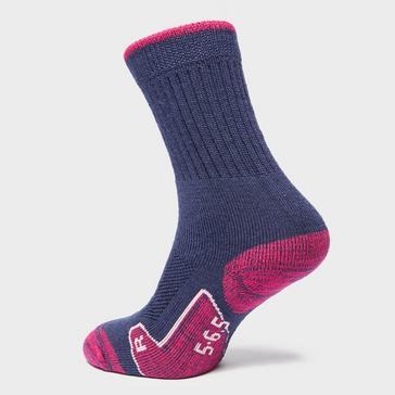 Purple Brasher Women's Walker Socks