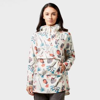 Women's Printed Fanorak Jacket