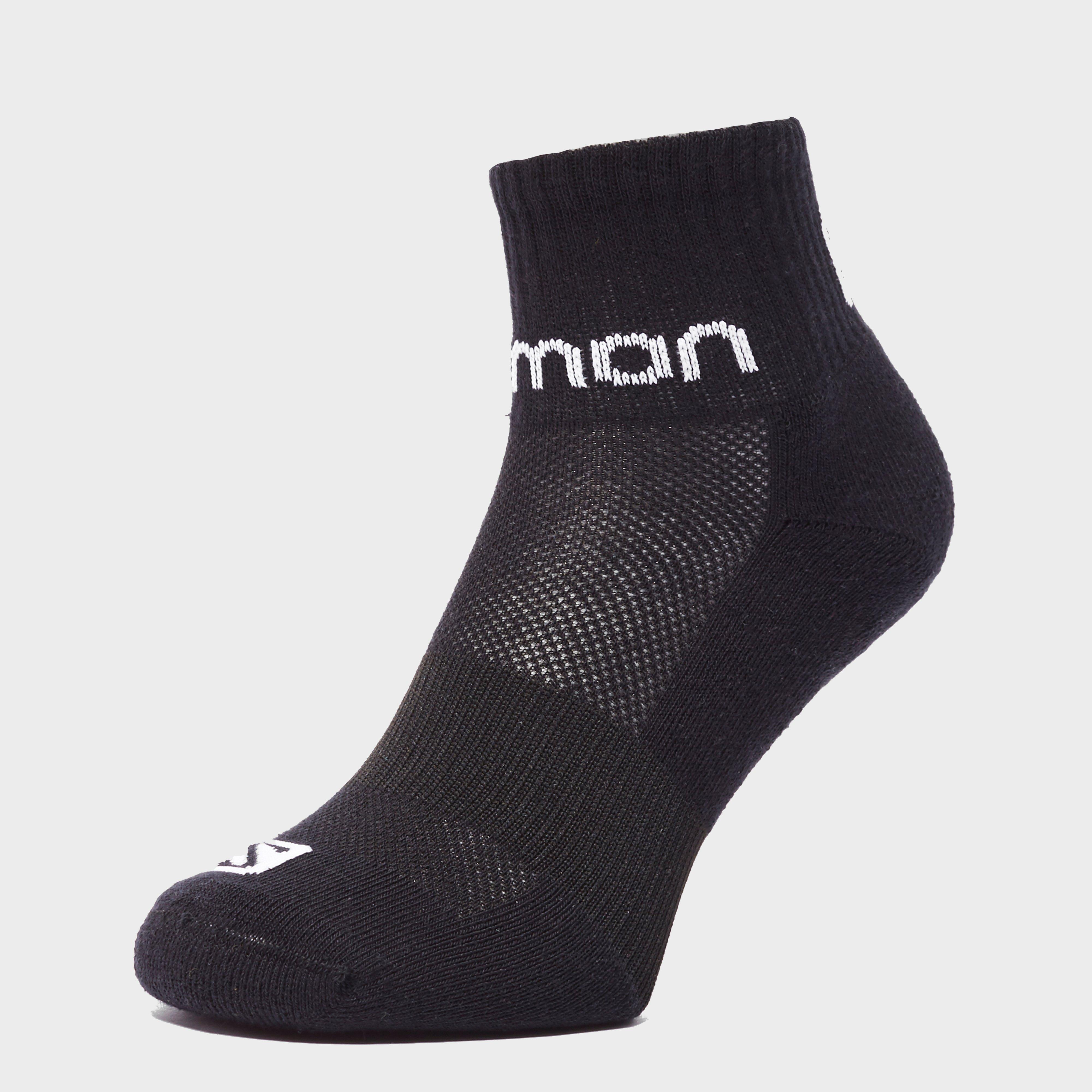 Salomon Socks Salomon Socks Evasion 2-Pack Socks - Black, Black