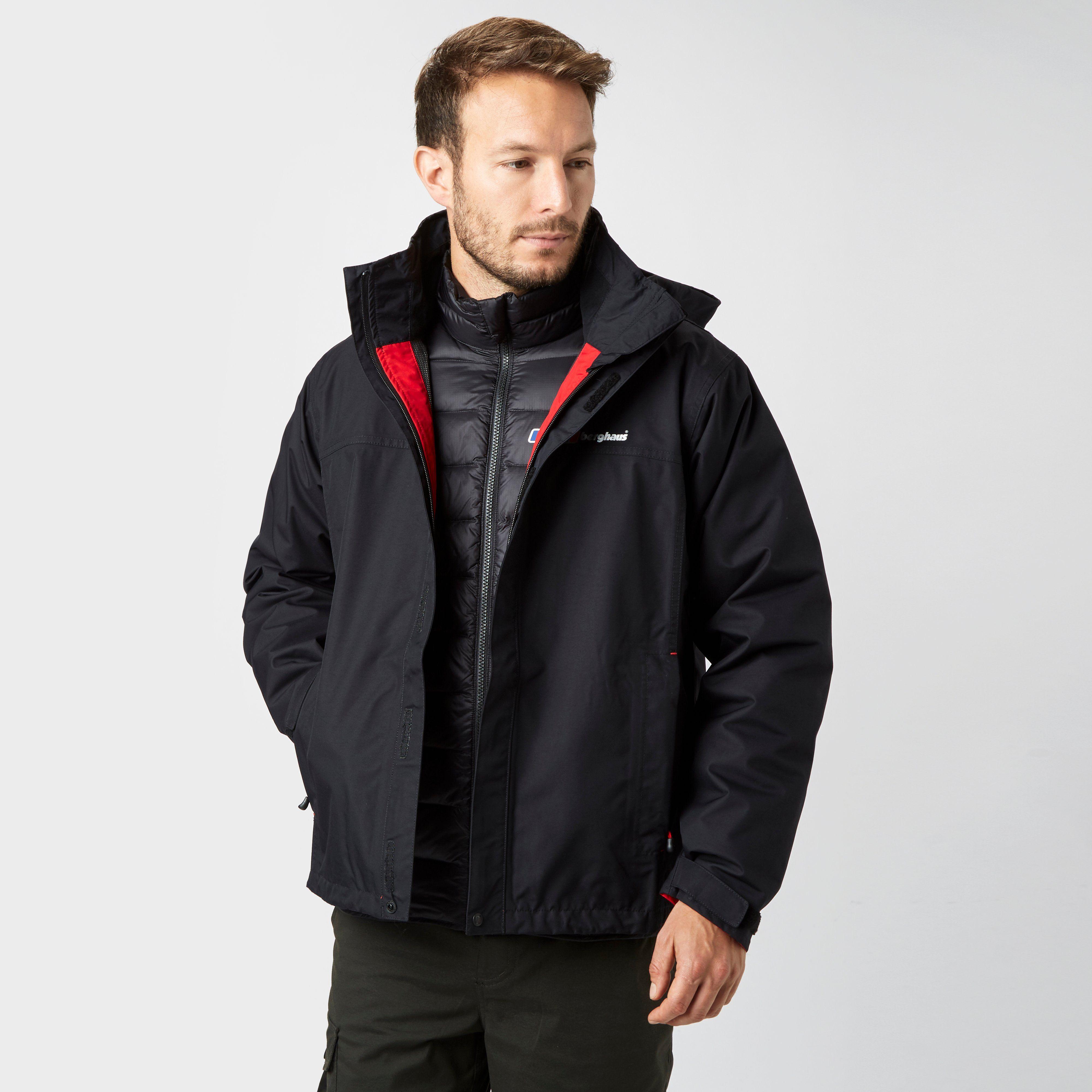 BERGHAUS Men's RG Delta Waterproof Jacket
