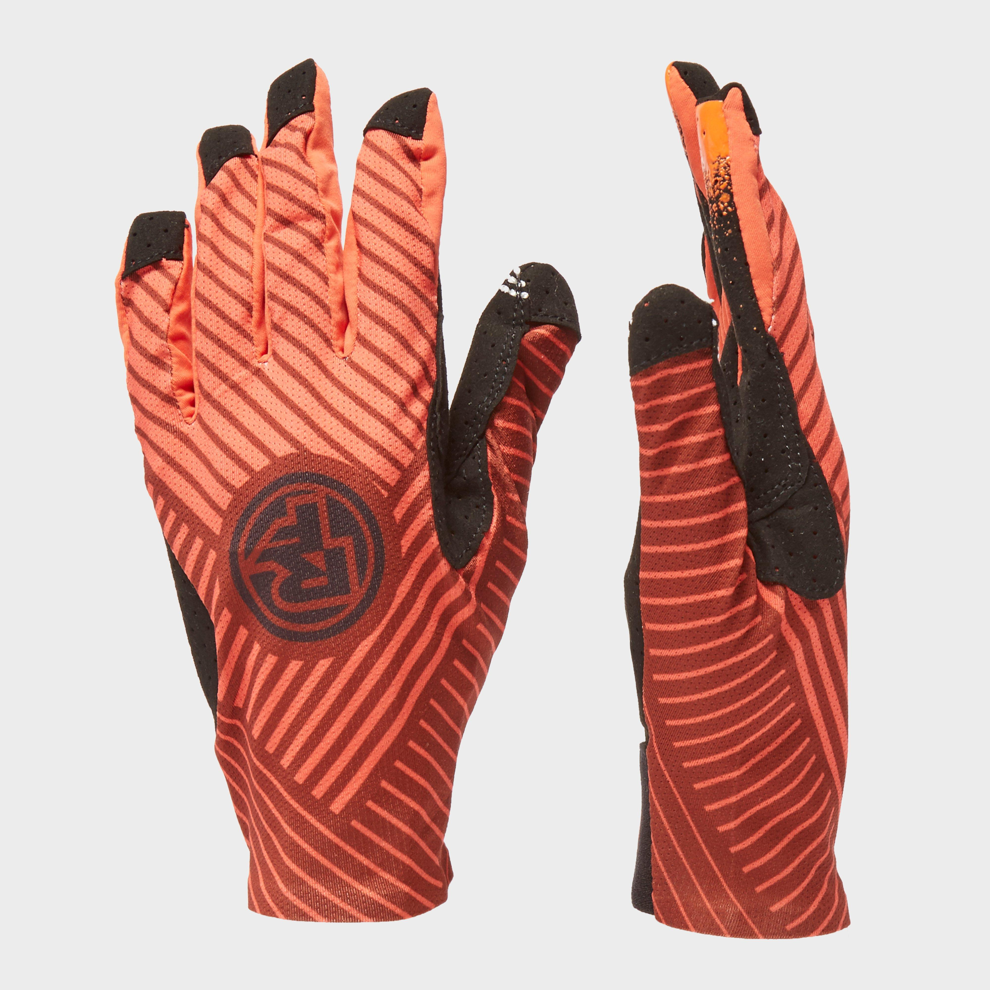 Raceface Raceface Indy Cycling Glove - Red, Red