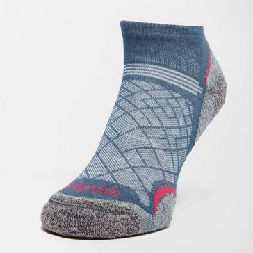 Blue Bridgedale Women's Hiker Ultra Lightweight Socks