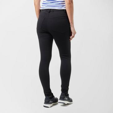 Black Peter Storm Women's Water Resistant Walking Leggings