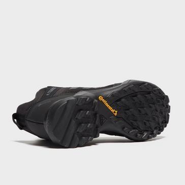 Black adidas Men's Terrex AX3 Mid GORE-TEX® Shoes