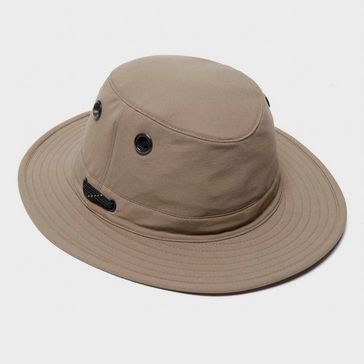 TILLEY Unisex LT5B Lightweight Nylon Hat ... 36dff1a2388d