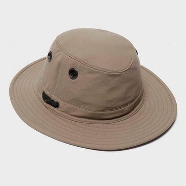 604c6b85fe58c Beige TILLEY LT5B Lightweight Nylon Hat ...