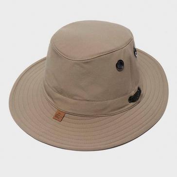 Beige Tilley Unisex LT5B Lightweight Nylon Hat