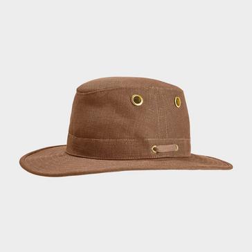 Brown Tilley Unisex TH5 Hemp Hat
