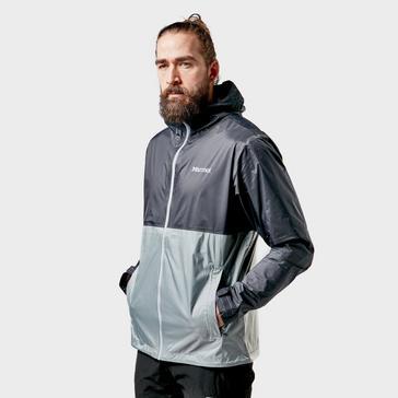Grey|Grey Marmot Men's PreCip Eco Jacket