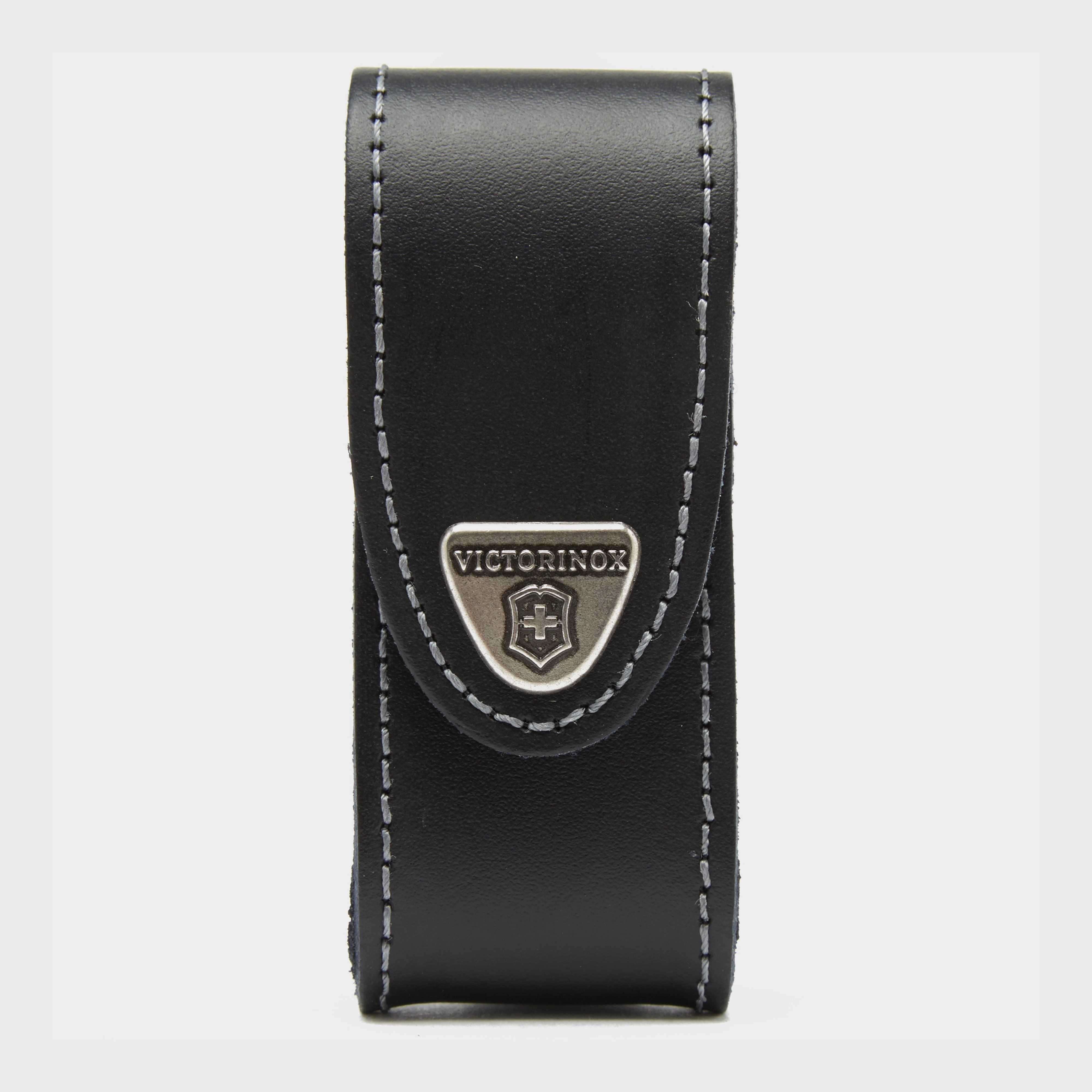 VICTORINOX 2-4 Layer Leather Belt Pouch