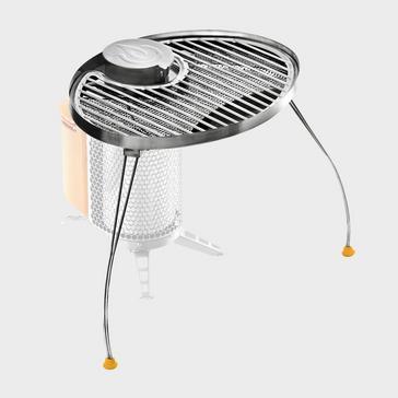 Silver BioLite CampStove Portable Grill