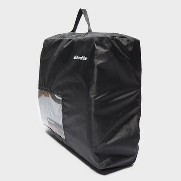 Black Eurohike Air 600 Tent Footprint
