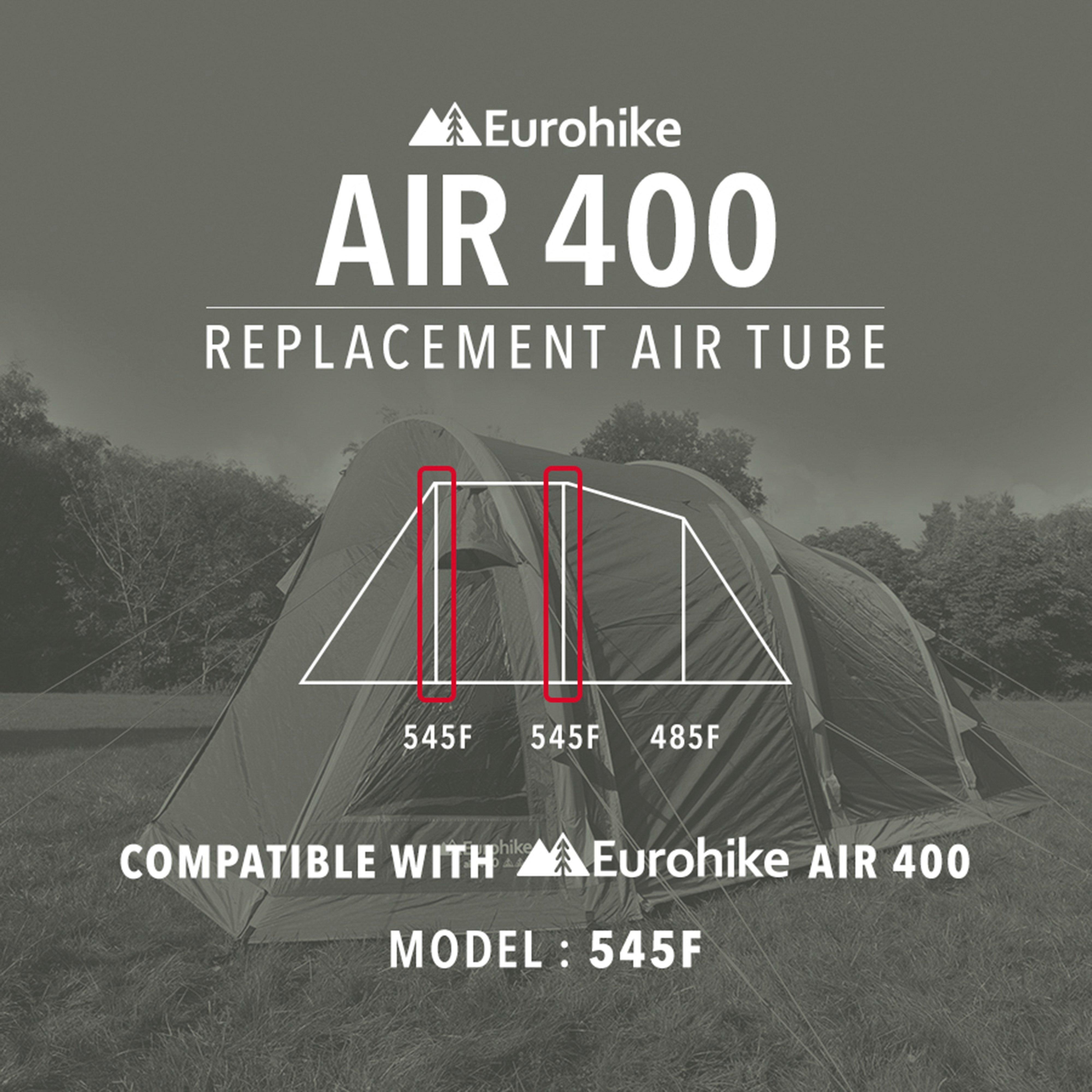 Berghaus Air 4 tent – replacement air tubes