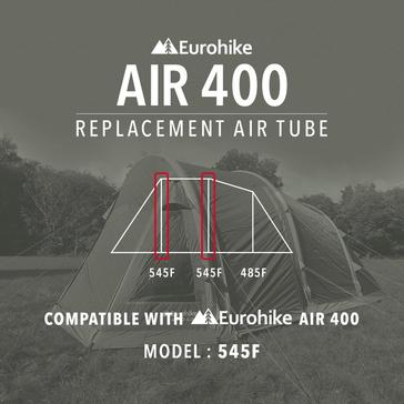 Assorted Eurohike Air 400 Replacement 545F Air Tube