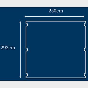 Grey|Grey Berghaus Berghaus Air 6 Tent Carpet