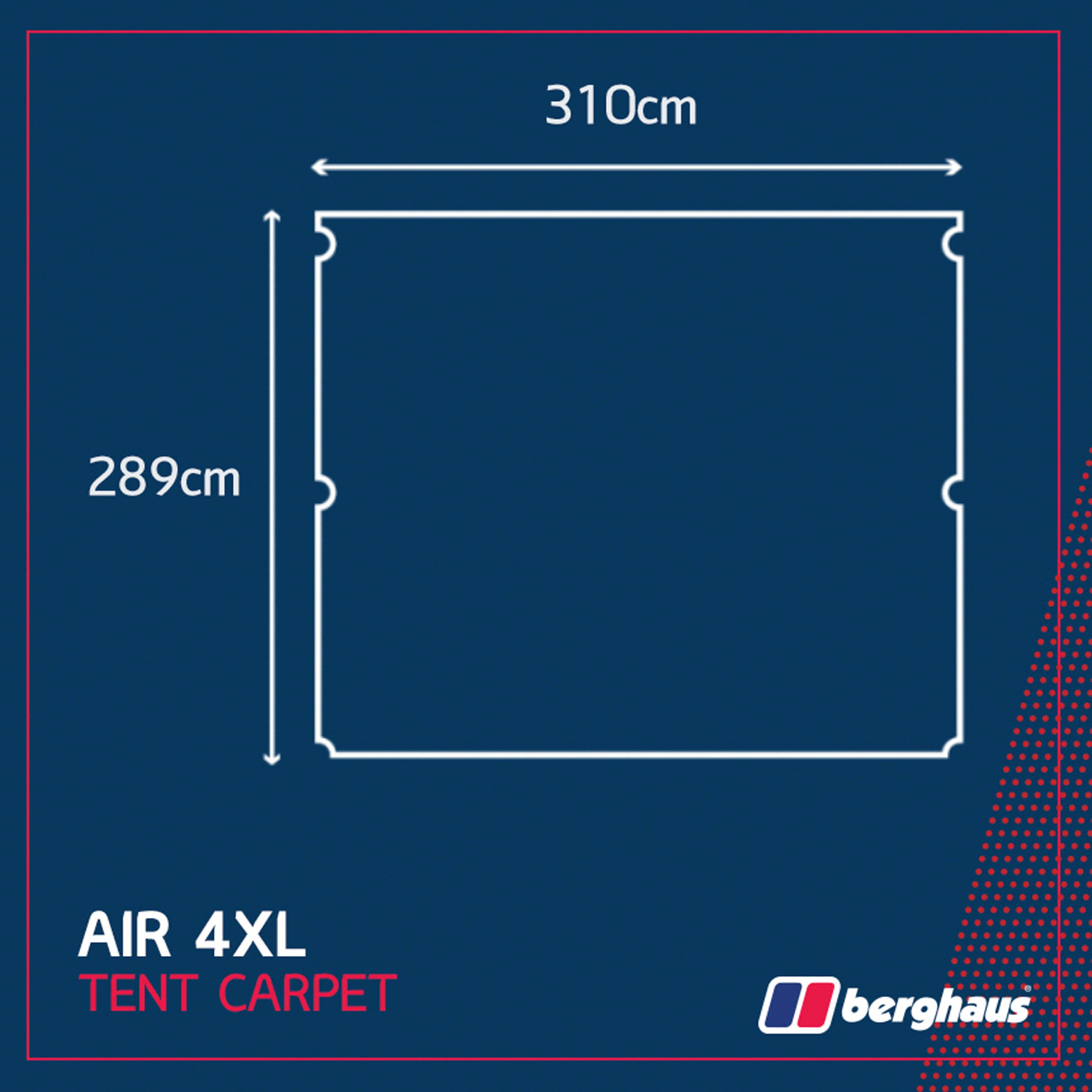 Berghaus Air 4XL Carpet