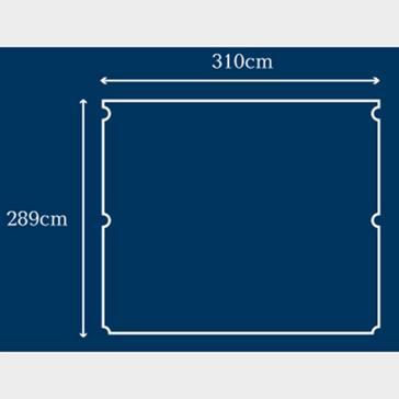 Berghaus Air 4XL Tent Carpet