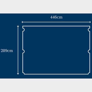 Grey Berghaus Air 6XL Tent Carpet
