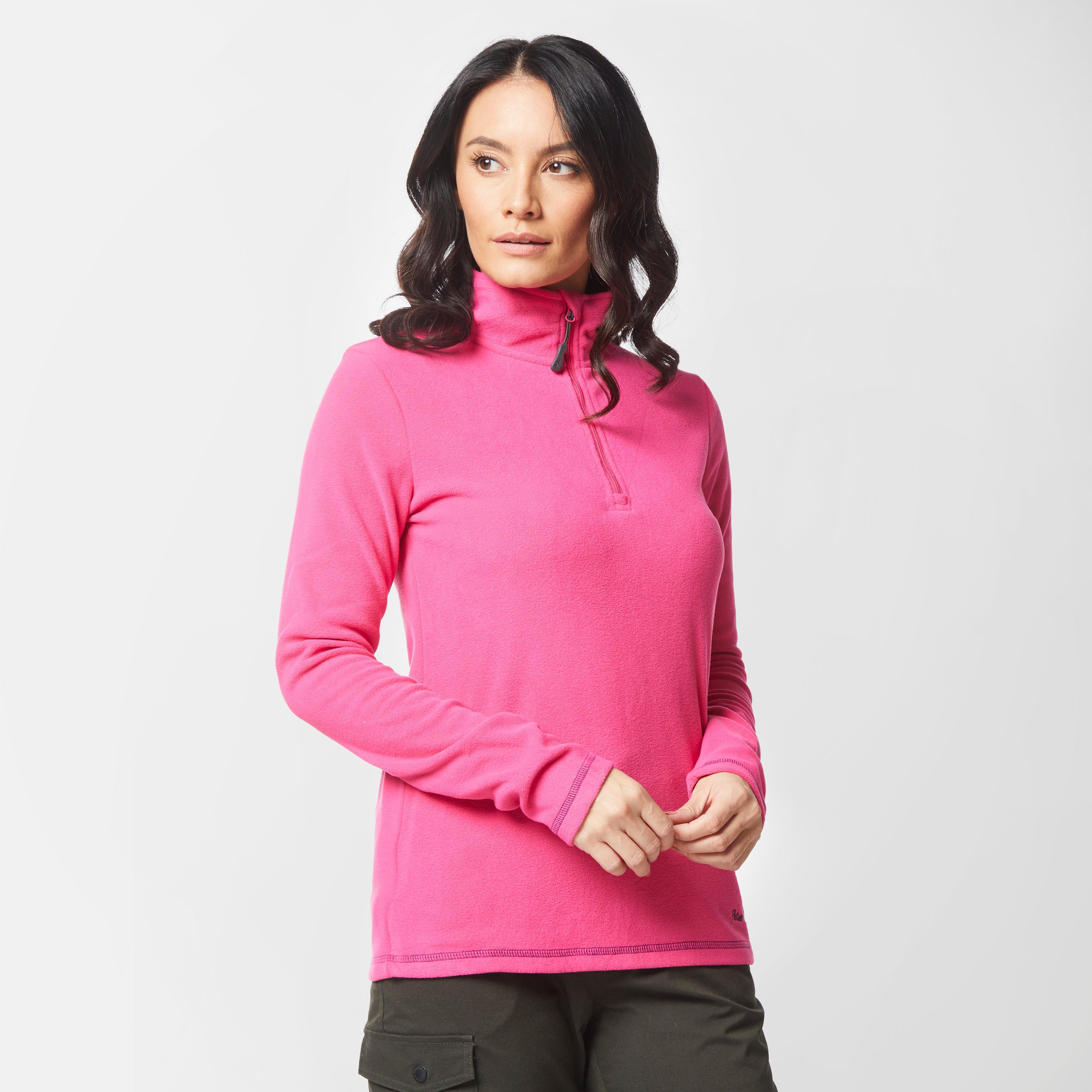 New Peter Storm Womens Grasmere Half Zip Fleece