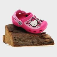 Girls' Creative Crocs Hello Kitty® Candy Ribbons Clog
