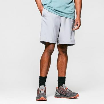 Grey Under Armour Men's Woven Graphic Shorts