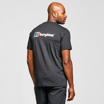 Black Berghaus Men's Logo T-Shirt