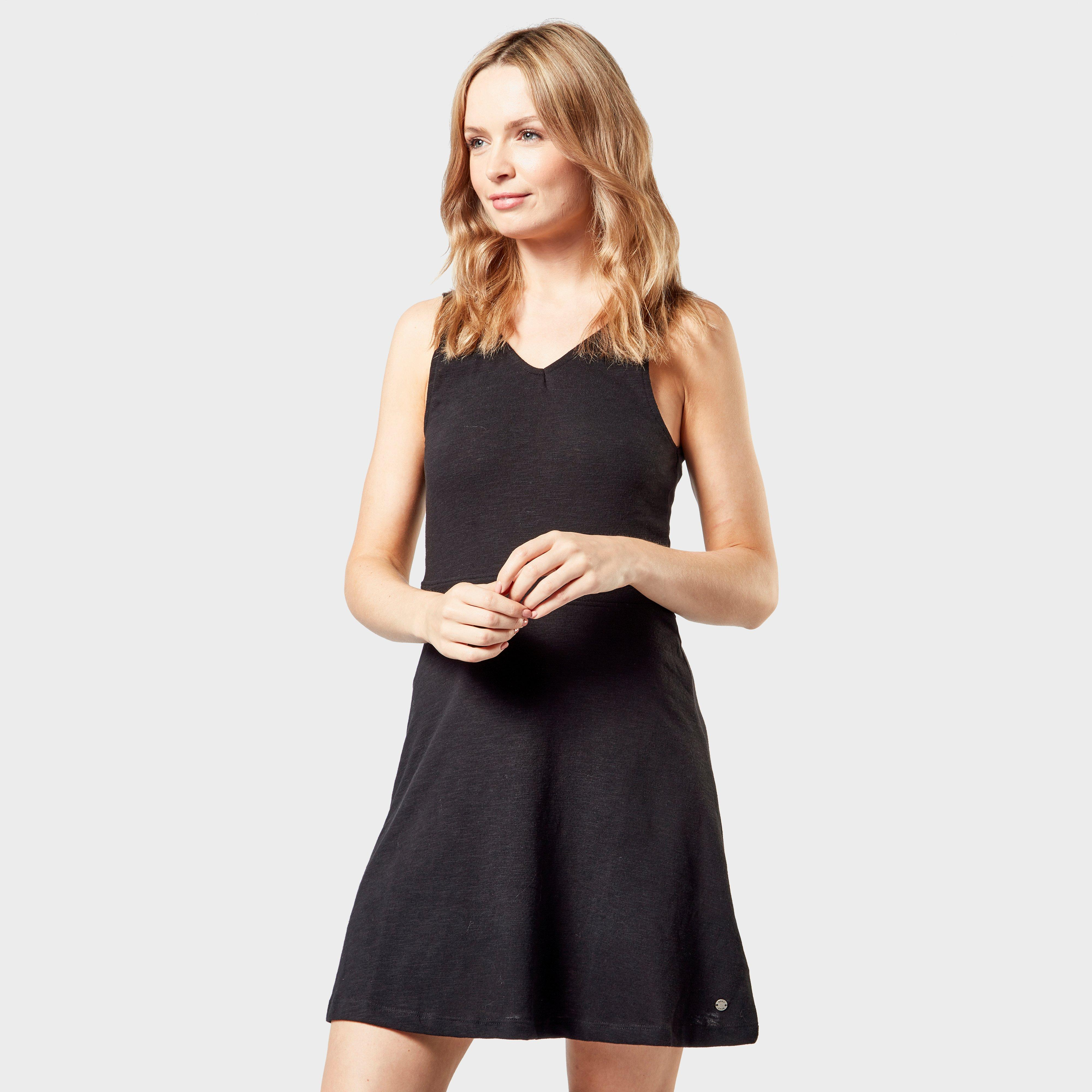 Roxy Roxy Womens Buying Time Dress - Black, Black