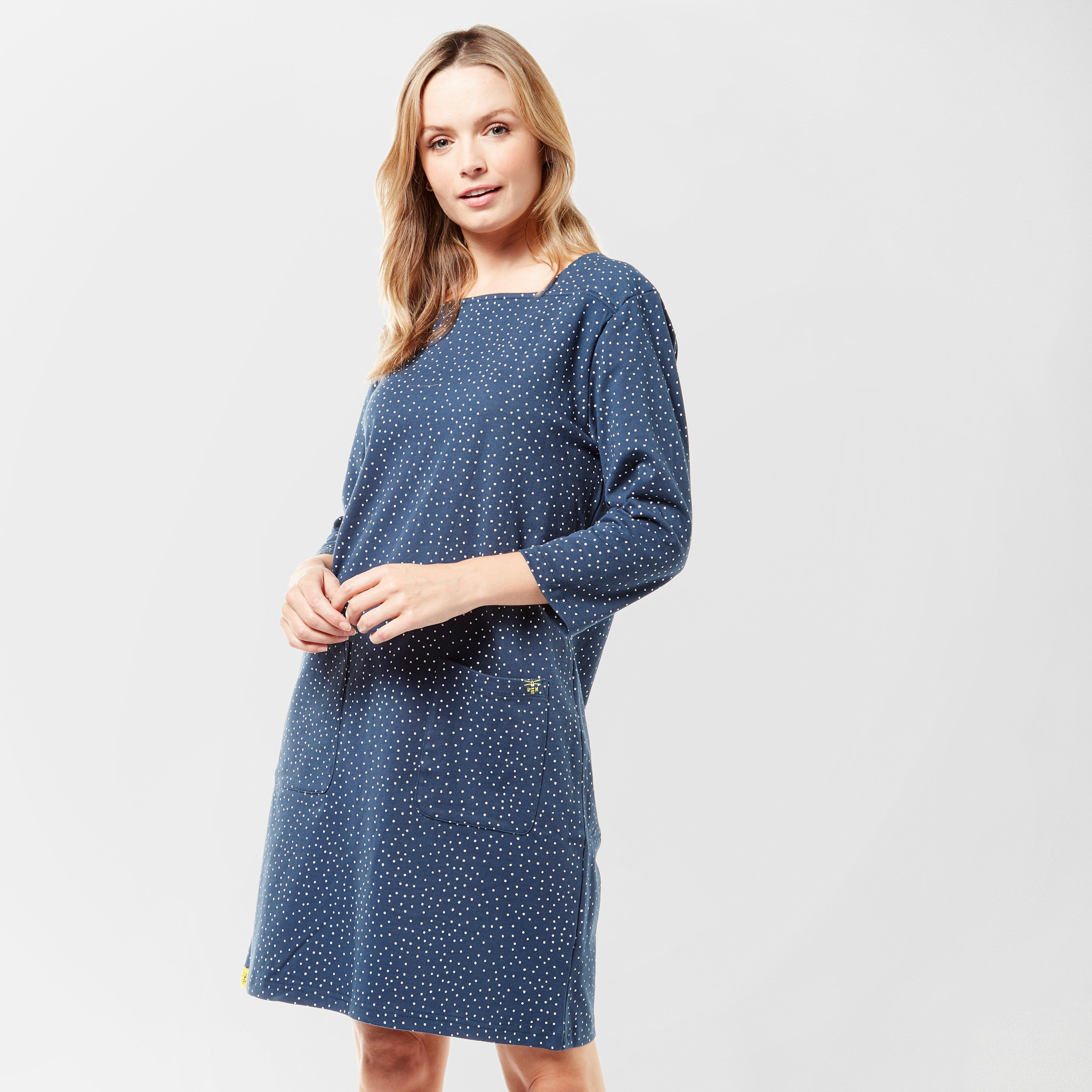 Lighthouse Lighthouse Womens Anabelle Dress - Navy, Navy