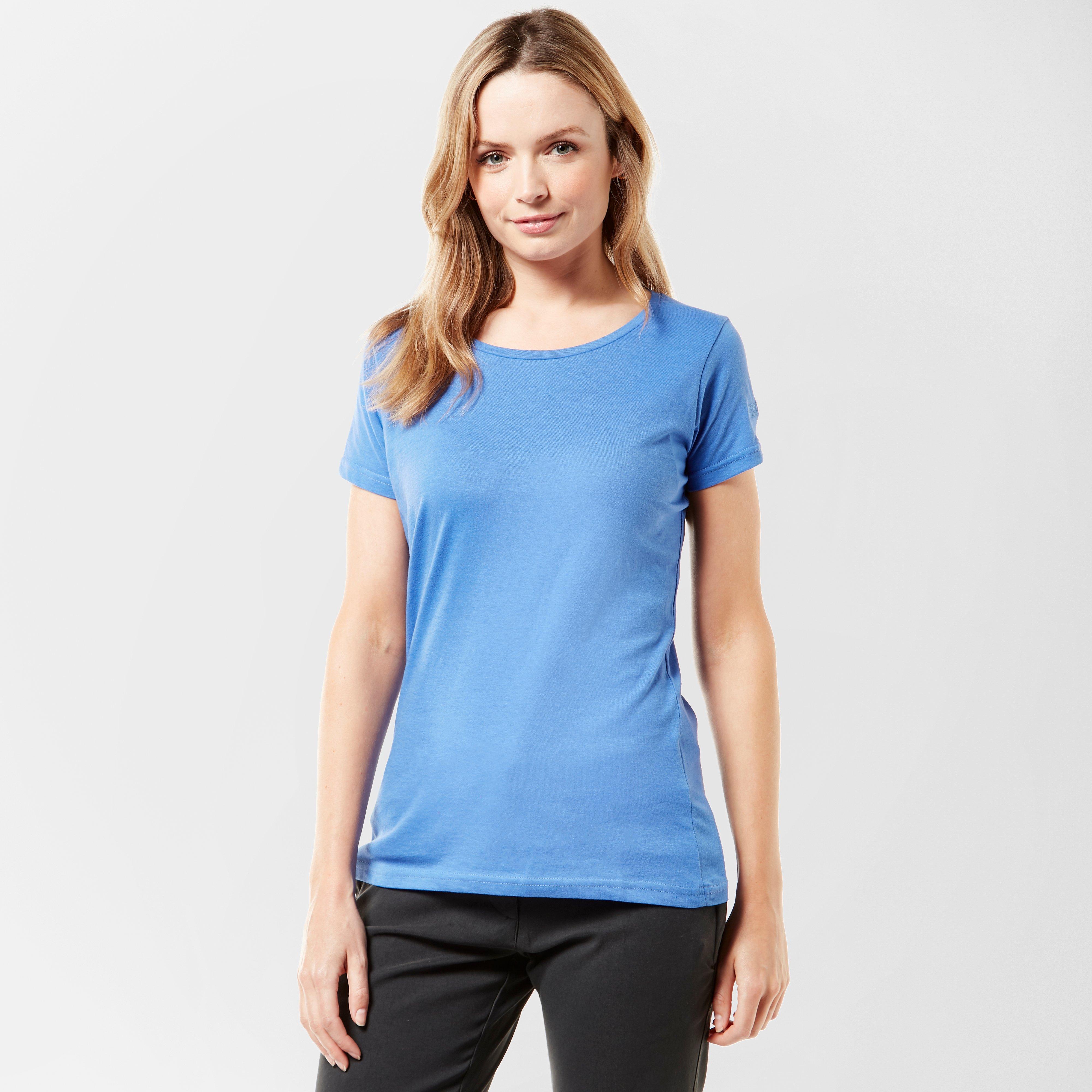 Regatta Regatta Womens Plain T-Shirt - Blue, Blue