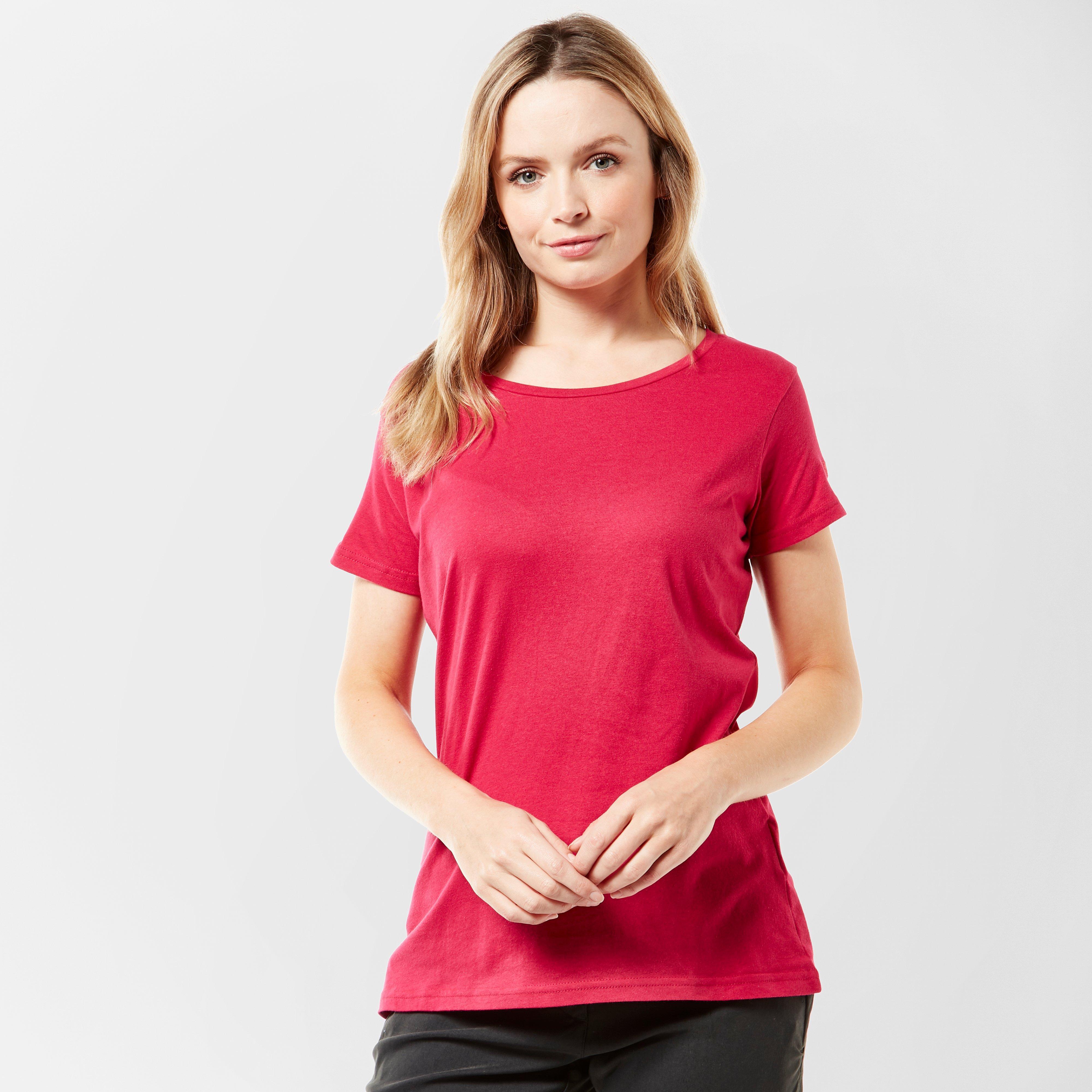 Regatta Regatta Womens Plain T-Shirt - Pink, Pink