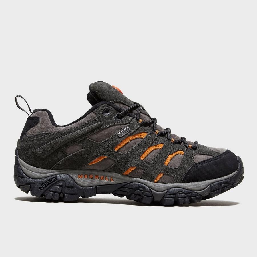 Men's Moab Leather Waterproof Walking Shoe