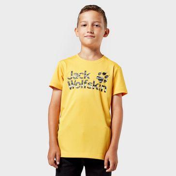 948561e7e8 JACK WOLFSKIN Kids' Jungle T-Shirt ...