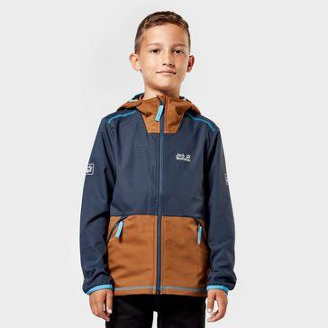 b2e06cc94069 JACK WOLFSKIN Kids  Turbulence Jacket ...