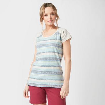 Blue Weird Fish Women's Rosanna T-Shirt