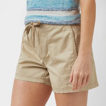 Beige Weird Fish Women's Willoughby Shorts