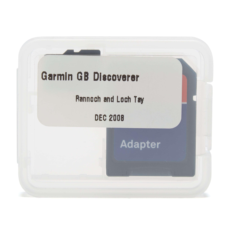 GARMIN GB Discoverer 1:25K Rannoch & Loch Tay MicroSD Card