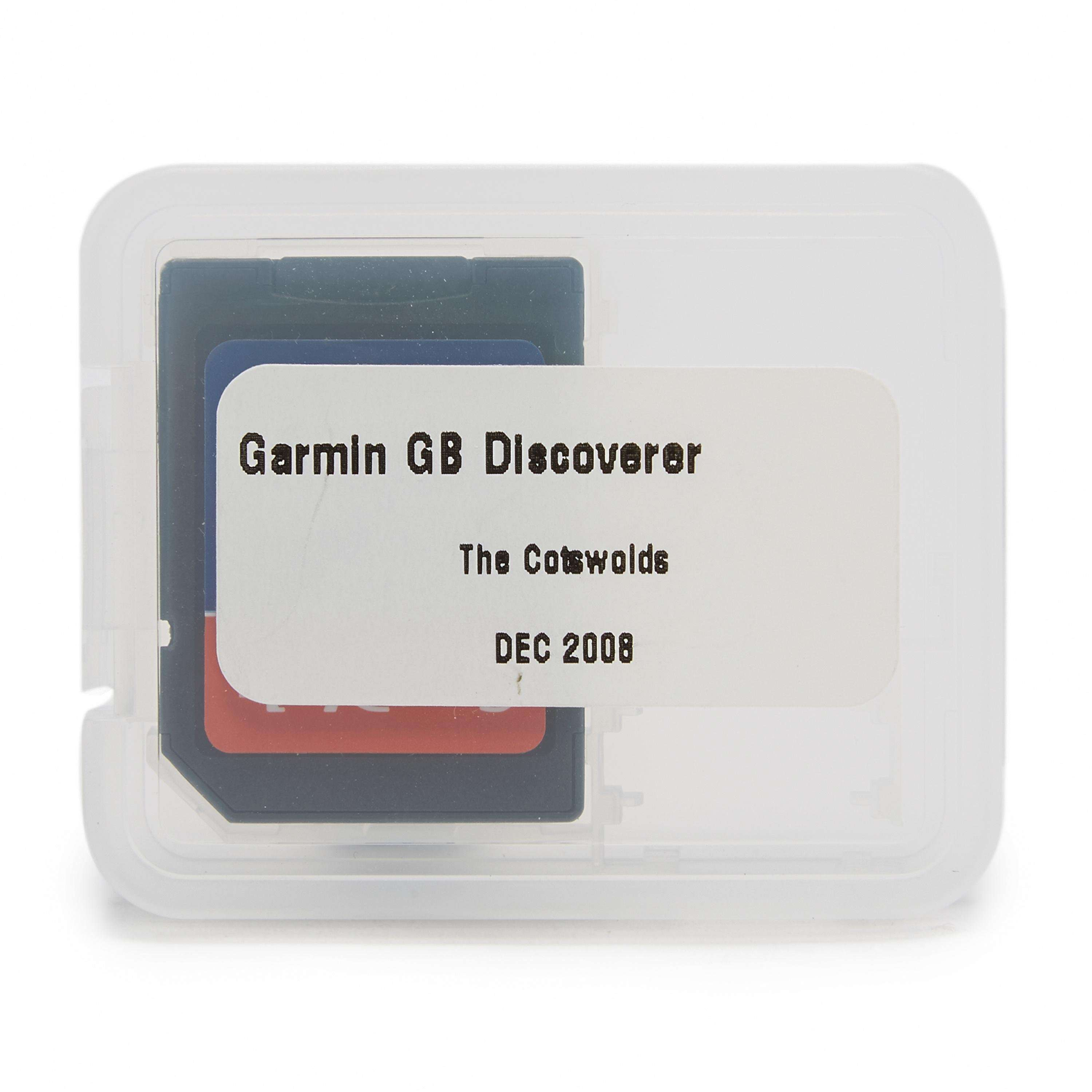 GARMIN GB Discoverer 1:25K The Cotswolds MicroSD Card