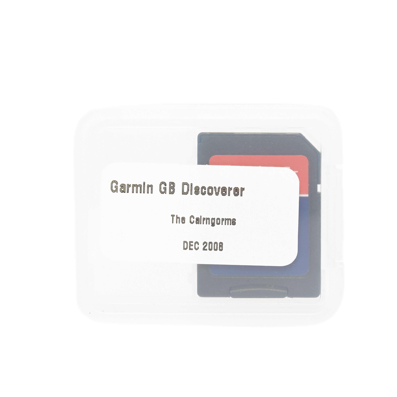 GARMIN GB Discoverer 1:25K The Cairngorms MicroSD Card
