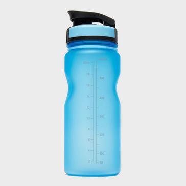 Light Blue Eurohike Flip Bottle 650ml
