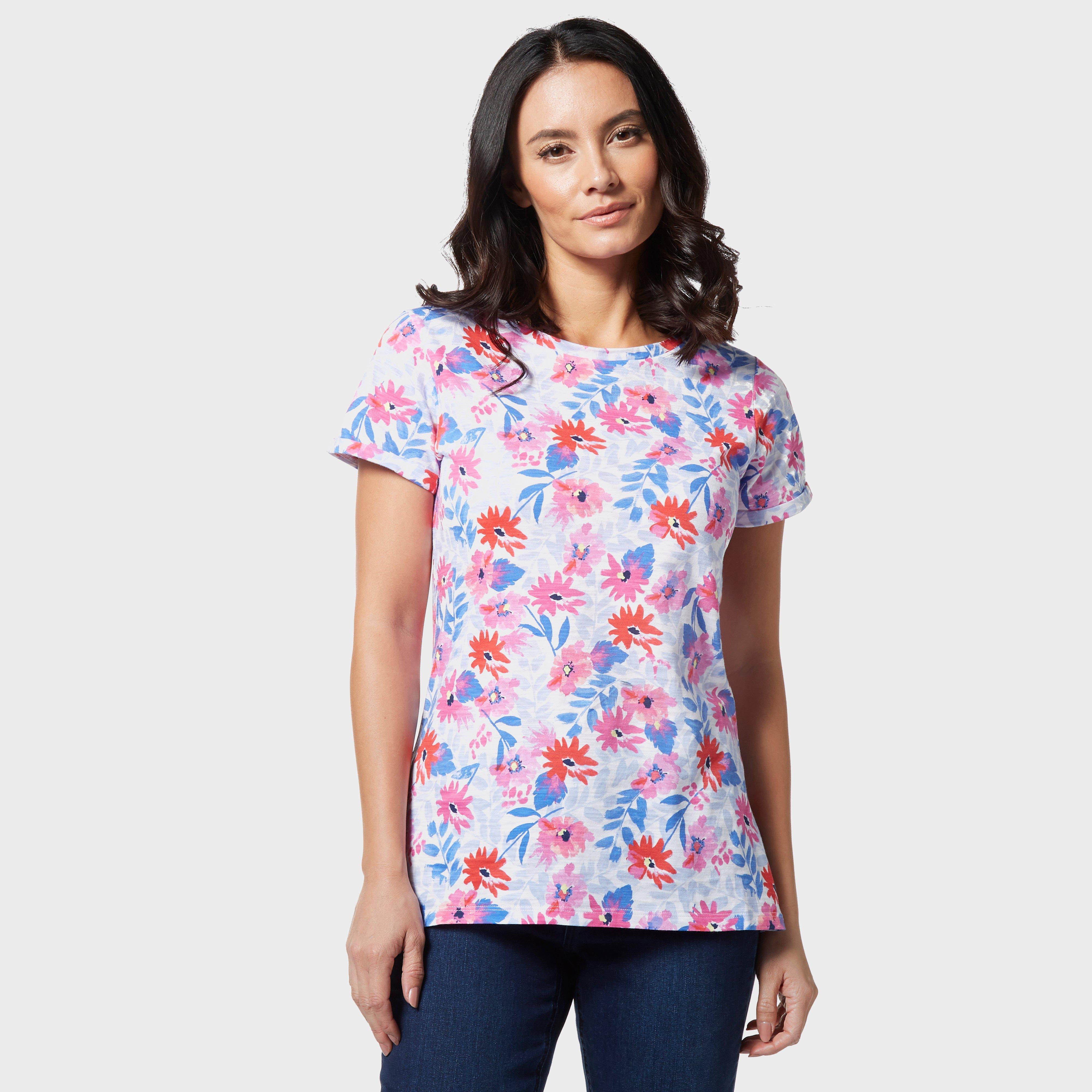 Joules Joules Womens Nessa T-Shirt - Multi, Multi